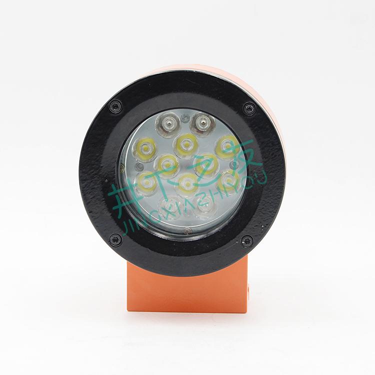 矿用隔爆型LED机车灯DGY18/127L(A) 机车照明信号灯