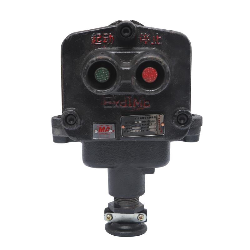 矿用隔爆型两联控制按钮BZA1-5/36-2..