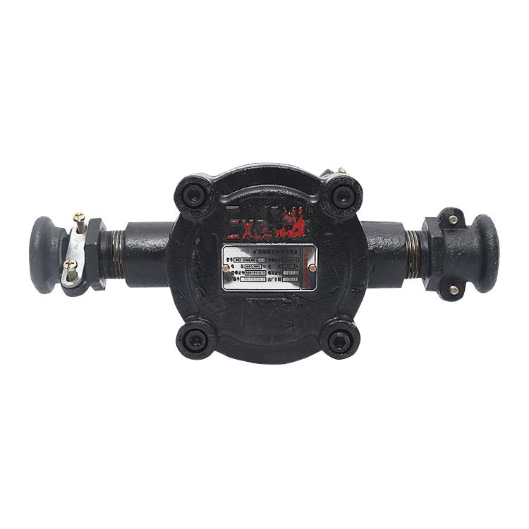 矿用隔爆型低压电缆接线盒 BHD2-25/660(380)-2T